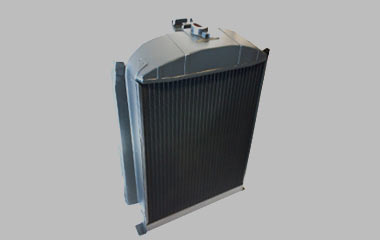 Die Drawn Tank Radiator
