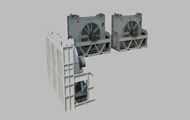 Genset Radiator/ Remote Industrial Radiators