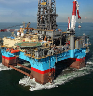 Oil, Gas and Marine Services